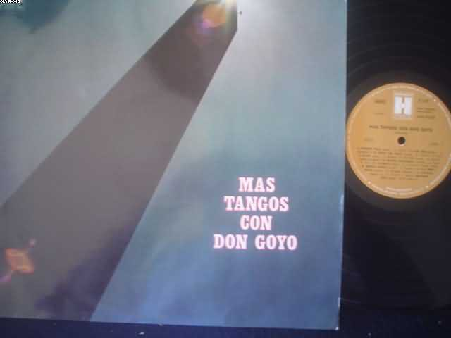 Mas Tangos Con Don Goyo