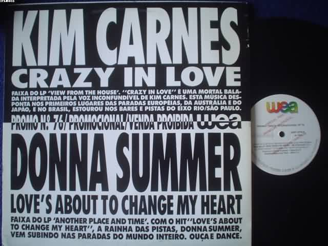 DONNA SUMMER - Love's About To Change