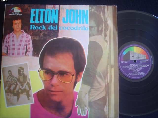 ELTON JOHN - Rock Del Cocodrilo