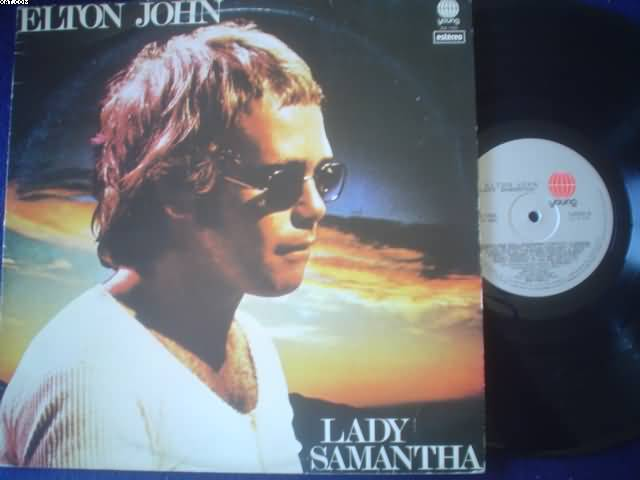 Lady Samantha - ELTON JOHN