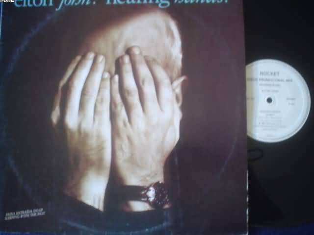 ELTON JOHN - Healing Hands EP