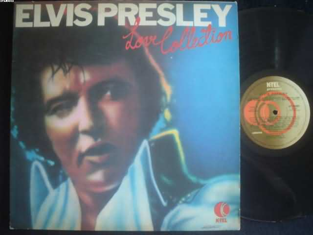 ELVIS PRESLEY - Love Collection
