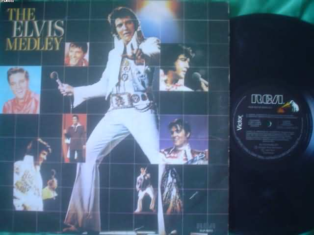 ELVIS PRESLEY - The Elvis Medley