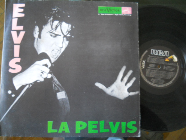 Elvis Presley La Pelvis LP