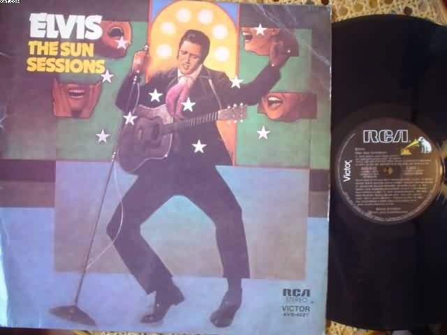 ELVIS PRESLEY - The Sun Sessions Album