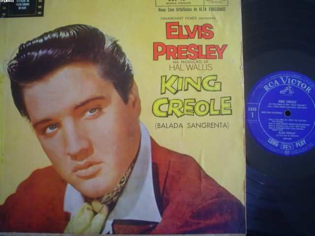 ELVIS PRESLEY - King Creole Vinyl