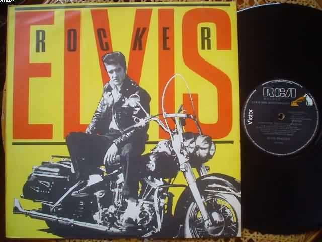 ELVIS PRESLEY - Rocker Album