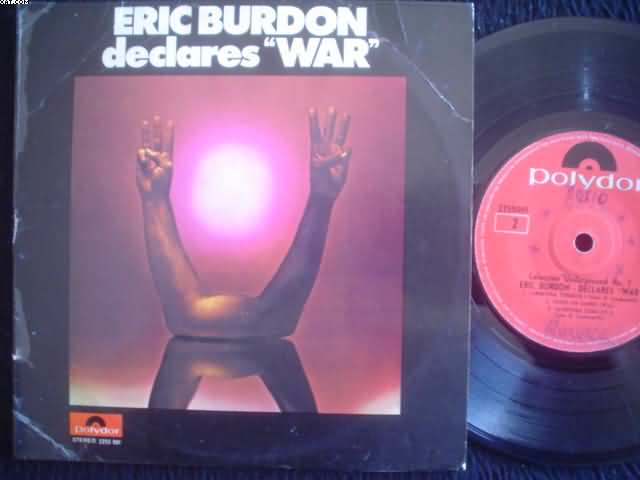 ERIC BURDON - Spill The Wine +5