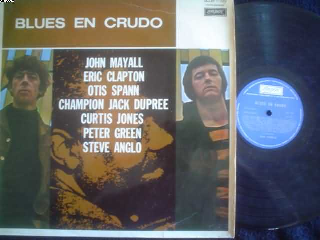 Blues En Crudo