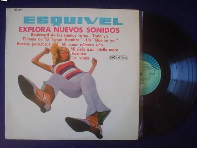 ESQUIVEL - Explora Nuevos Sonidos