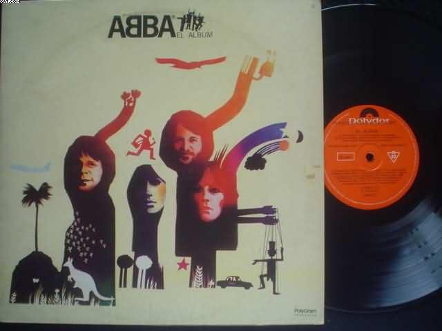 ABBA - El Album Album