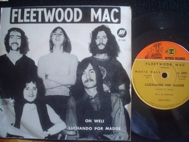 FLEETWOOD MAC - Oh Well-luchando Por Madge