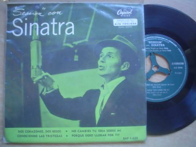 Session With Sinatra