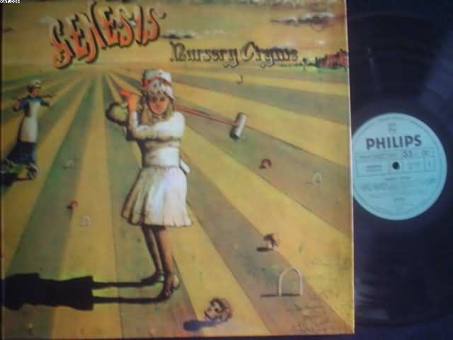 Nursery Chryme - GENESIS