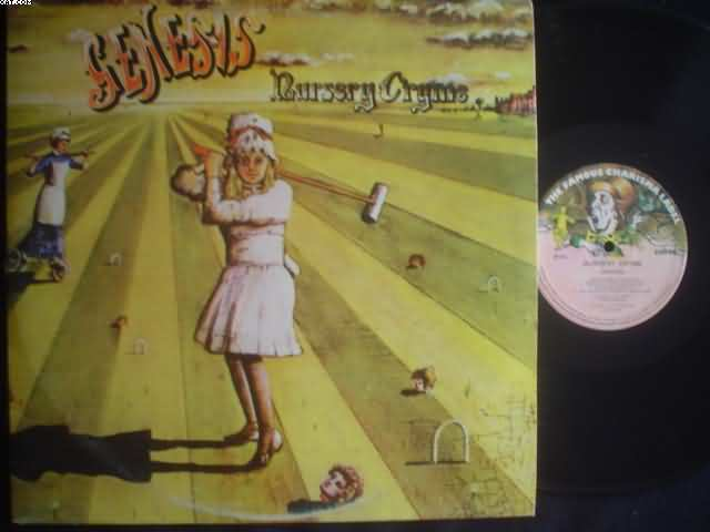 GENESIS - Nursery Chryme Album