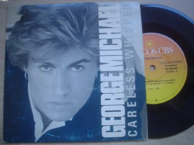 GEORGE MICHAEL - Careless Whisper Vinyl