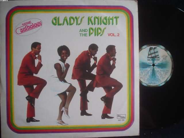 GLADYS KNIGHT & PIPS - Vol. 2