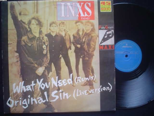 INXS - What You Need Remix