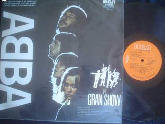 El Gran Show - ABBA