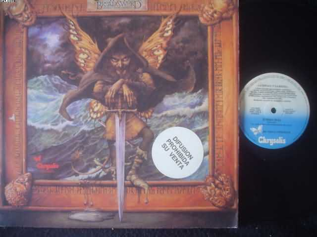 JETHRO TULL - Broadsword & The Beast Record