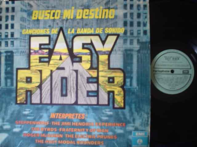 Busco Mi Destino Easy Rider