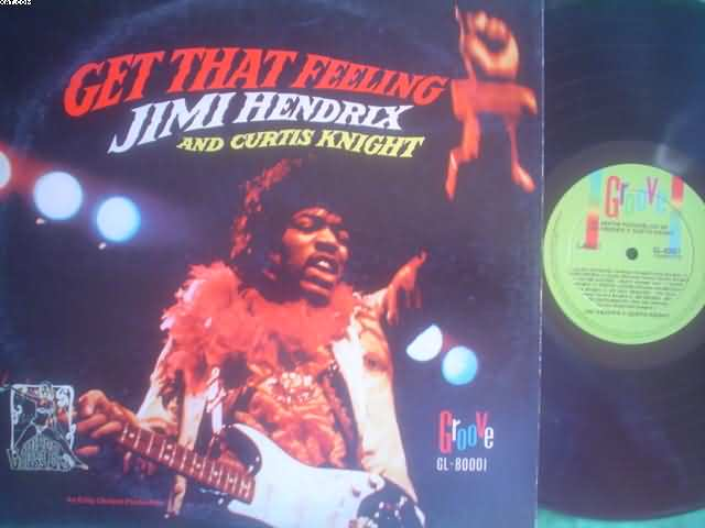 JIMI HENDRIX - Get That Feeling Record