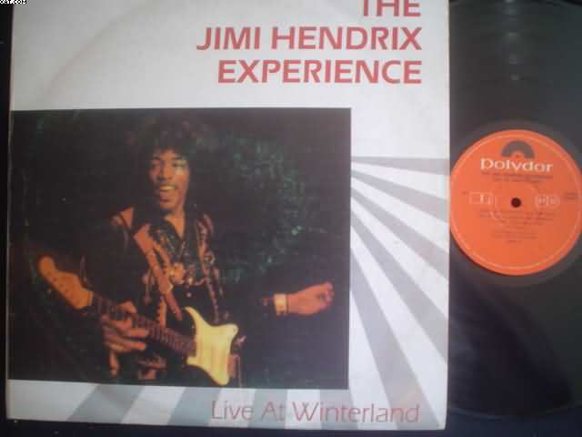 Live At Winterland - JIMI HENDRIX