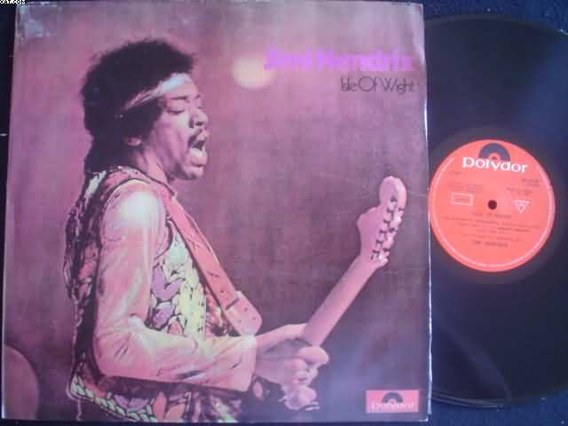 Isle Of Wight - JIMI HENDRIX