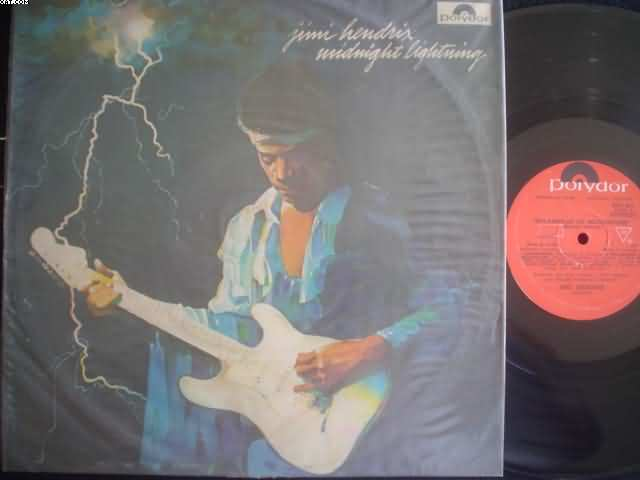 JIMI HENDRIX - Midnight Lightning EP