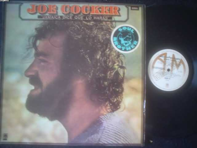 JOE COCKER - Jamaica Dice Que Lo Haras