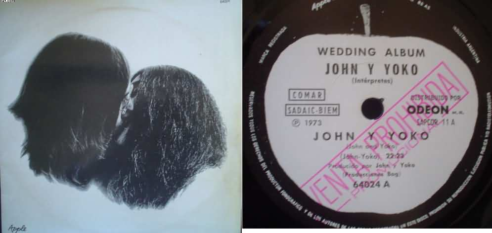JOHN LENNON -  vinyl records and cds