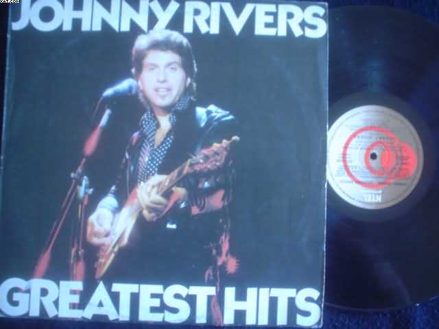 JOHNNY RIVERS - Greatest Hits Record