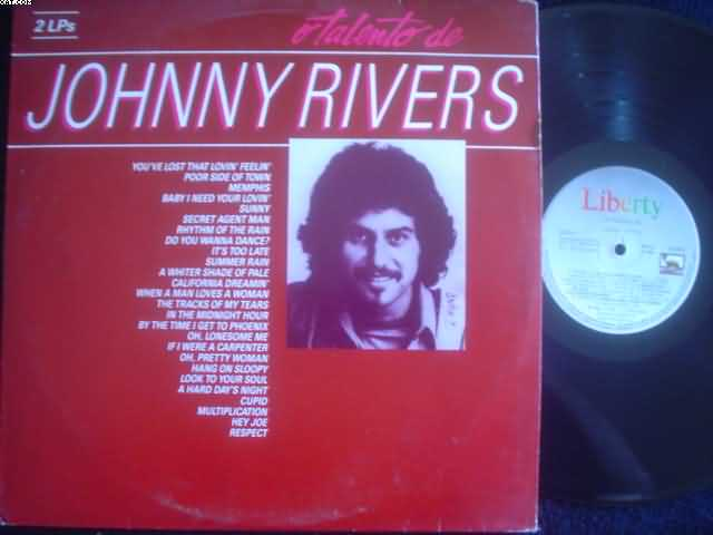 O Talento De Johnny Rivers