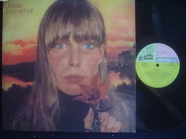 JONI MITCHELL - Clouds Record