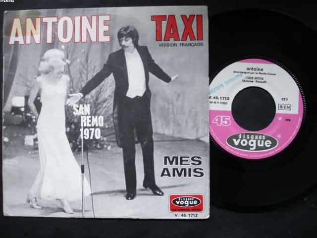 Taxi-mes Amis
