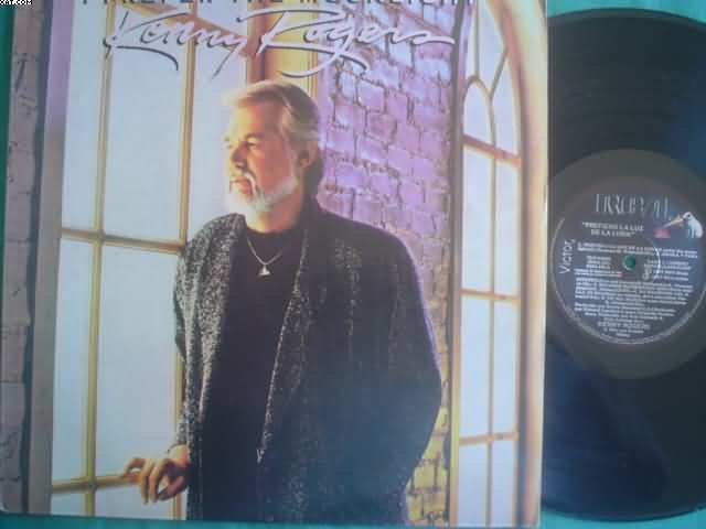 KENNY ROGERS - I Prefer The Moonlight EP