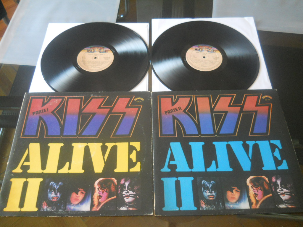 KISS - Alive Ii Part I