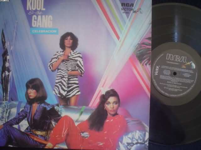 KOOL &amp; THE GANG - Celebration LP