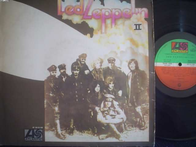 LED ZEPPELIN - Ii LP