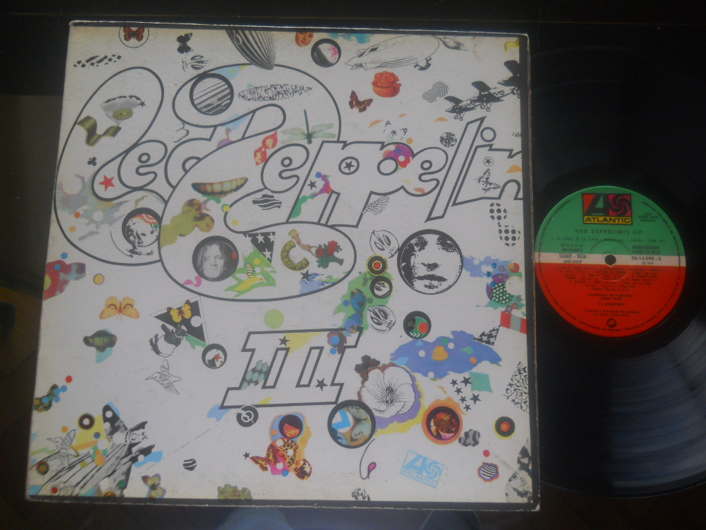 LED ZEPPELIN - Iii CD