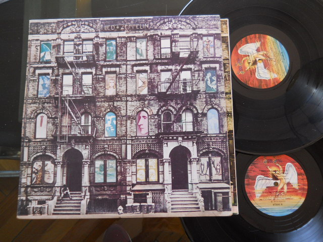 LED ZEPPELIN - Physical Grafitti