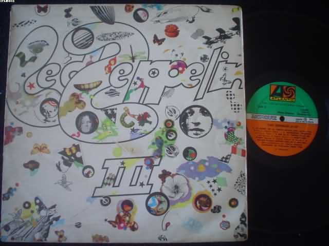 LED ZEPPELIN - Iii Single
