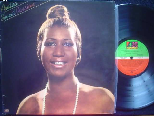 ARETHA FRANKLIN - Sweet Passion Album