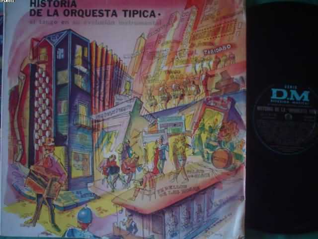 Historia De La Orquesta Tipica