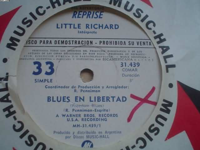 Blues En Libertad