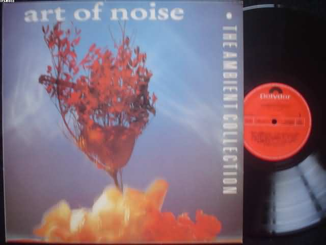 ART OF NOISE - The Ambient Collection Album