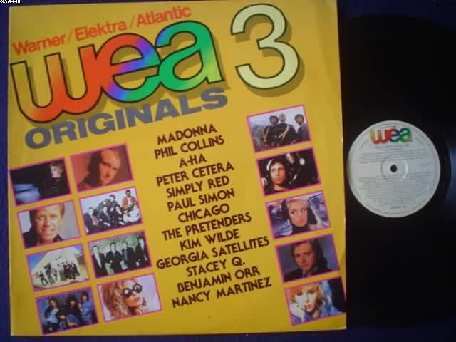 Wea Originals 3