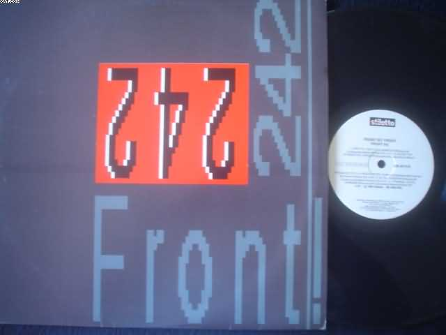 FRONT 242 - Front By Front Vinyl