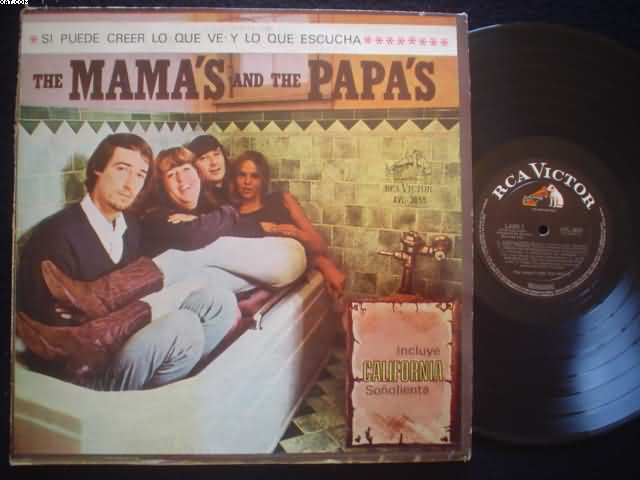 MAMAS & THE PAPAS - If You Can Beleive Your Eyes