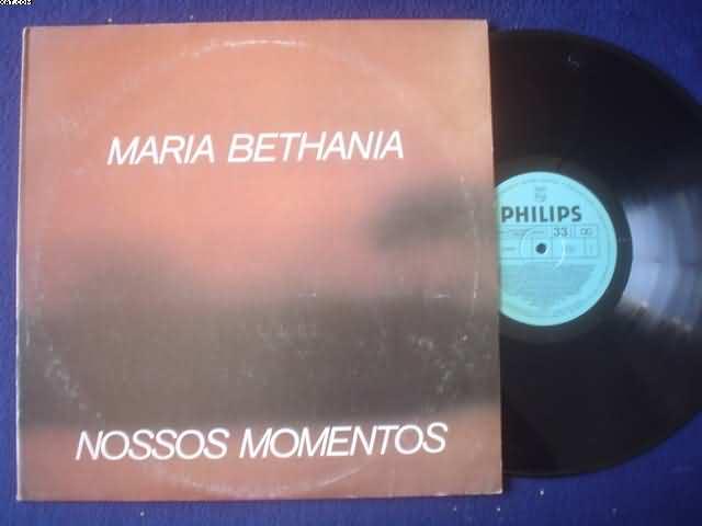 MARIA BETHANIA - Nossos Momentos Record